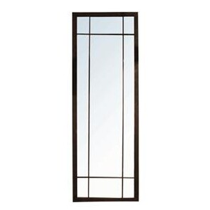 KEIGHLEY FULL LENGTH IRON GRID MIRROR