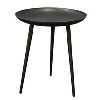 BROOKLYN SIDE TABLE GRAPHITE