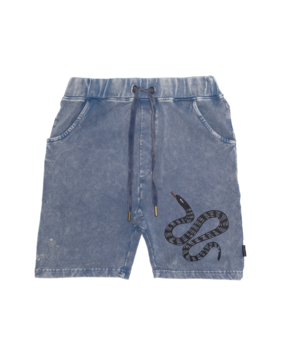BANDITS SNAKE ON SNAKE RELAXED SHORTS