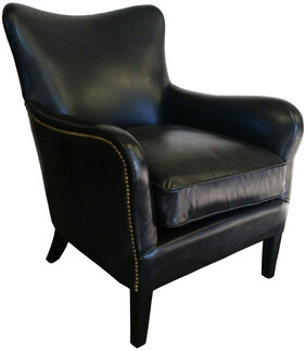 HALO TURNBERRY ARMCHAIR OLD GLOVE ESPRESSO