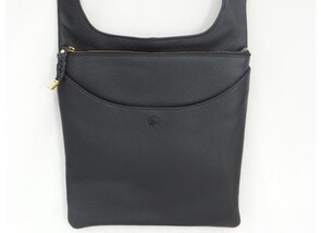 SECOND NATURE SMILEY SLING BAG BLACK