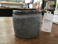 ROBERT GORDON DARK MOON SPECKLED MUG