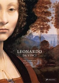 LEONARDO DA VINCI THE COMPLETE PAINTINGS IN DETAIL