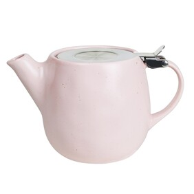 EARTH TEAPOT - PINK