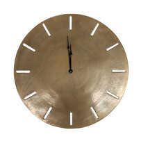 GENEVA CLOCK 58CM - ANTIQUE BRASS
