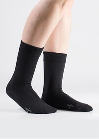 EVERYDAY KITE SOCKS - BLACK