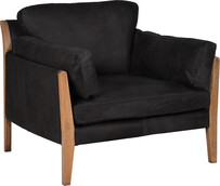 HALO LOFFE ARMCHAIR - OLD GLOVE ESPRESSO