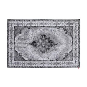 HANDMADE TURKISH RUG - VENUS ASH WHITE
