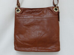 SECOND NATURE GO TO CROSS BODY BAG TAN
