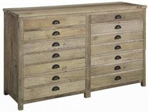 ARTWOOD ELMWOOD BUFFET - SOLID ELM