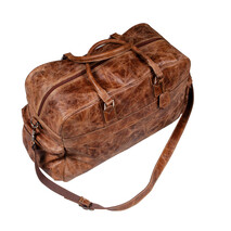HALO WEEKENDER BAG-CIGAR