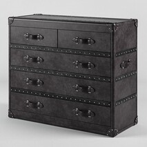 HALO STONYHURST  MED CHEST - RIDERS BLACK